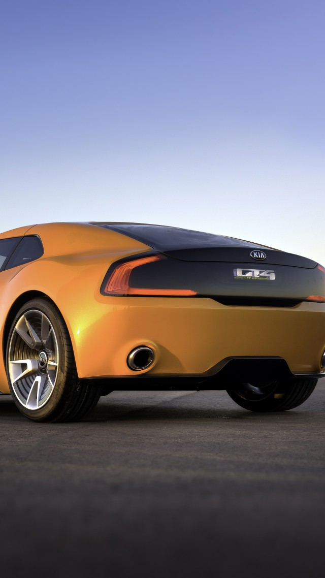 Super Cool Wallpapers For Girls Wallpaper Kia Gt4 Stinger Concept Supercar Luxury Cars