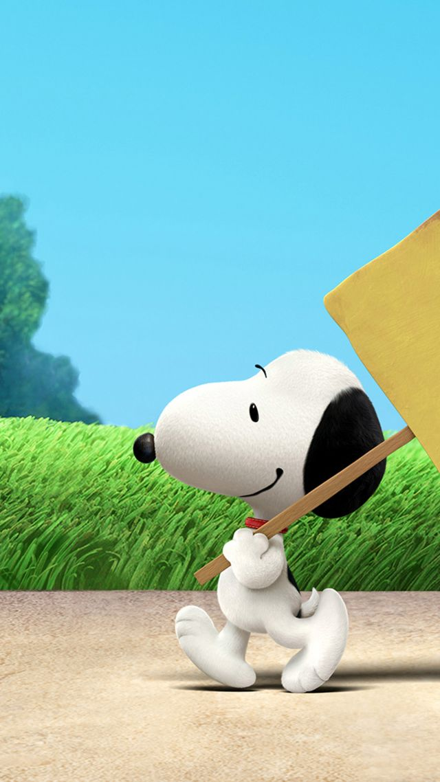 Cute Snoopy Wallpapers Wallpaper The Peanuts Movie Snoopy Movies 7147