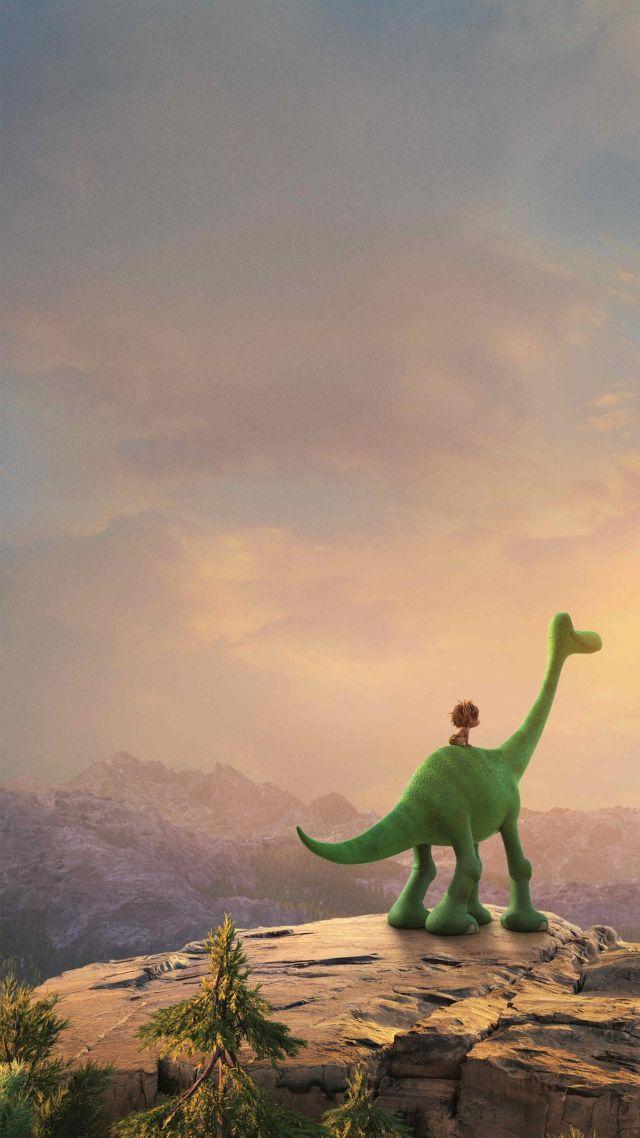Depressing Iphone Wallpapers Wallpaper The Good Dinosaur Mount Movies 7180