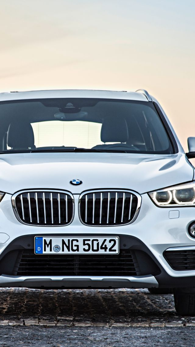 Wallpaper Bmw X1 Crossover Luxury Cars White Suv Xdrive Sdrive
