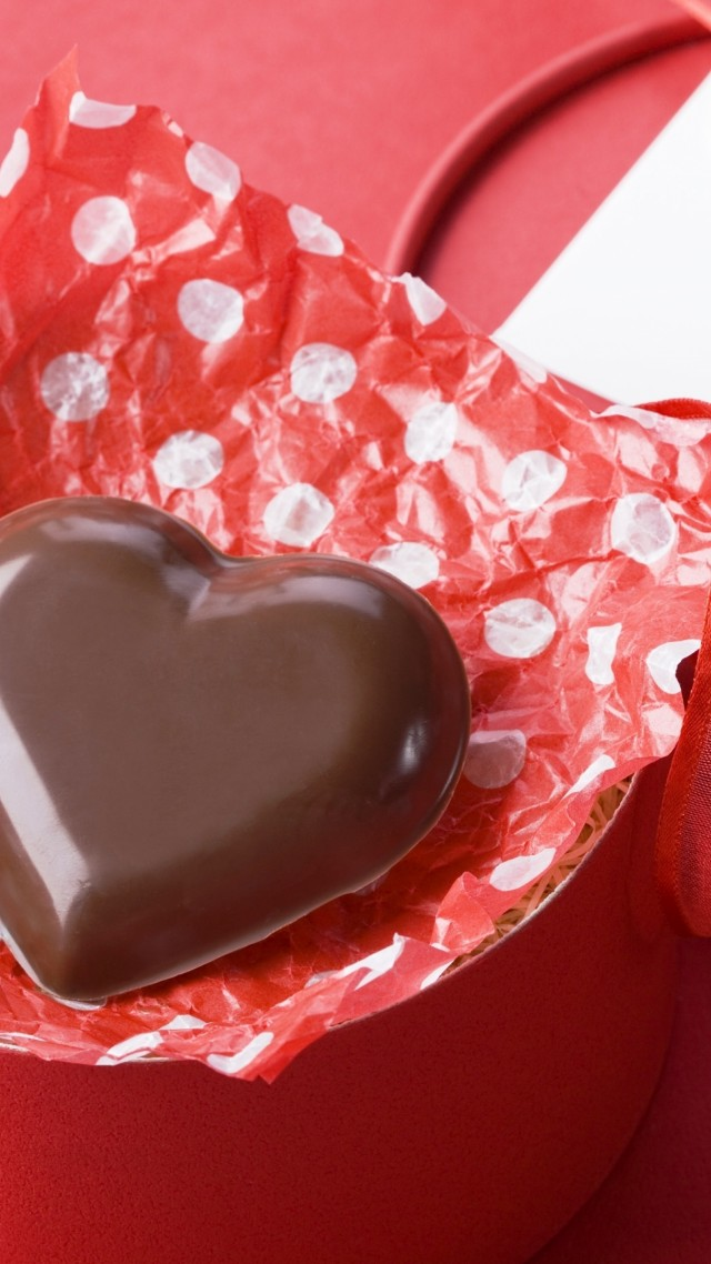 Wallpaper Valentines Day February 14 chocolate candy hearts love Holidays 789