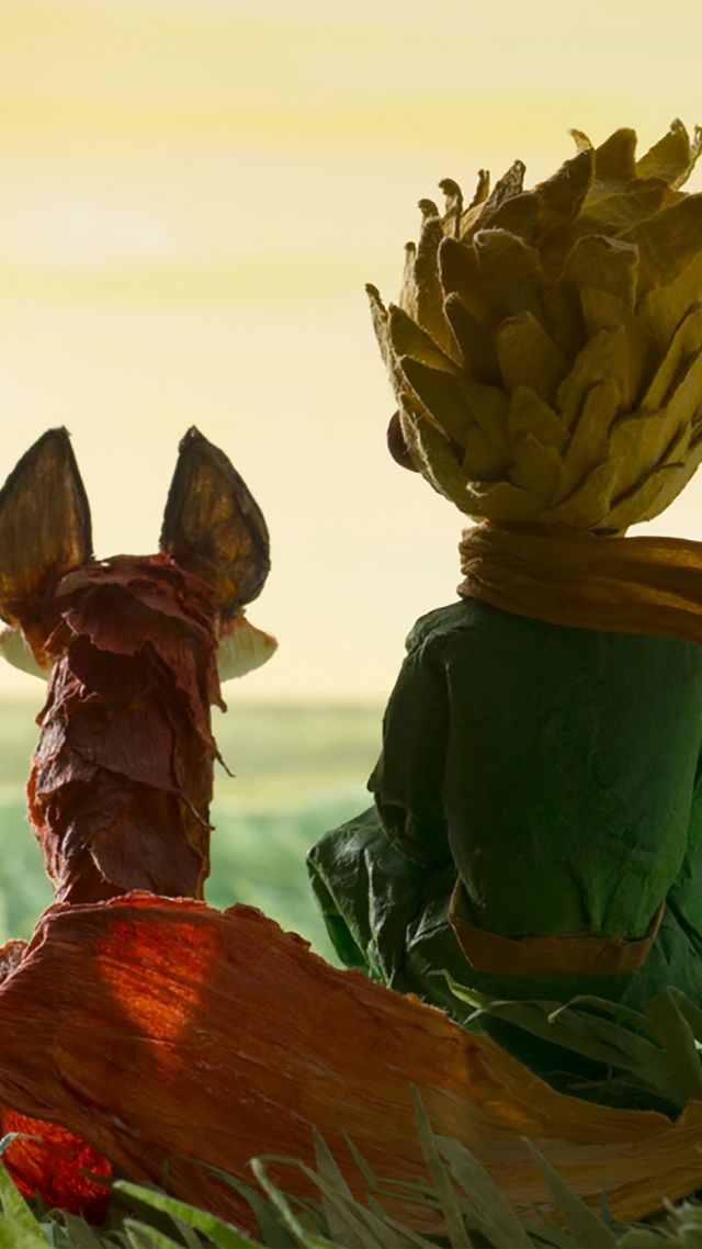 3d Animation Wallpaper Download Wallpaper The Little Prince The Fox Movies 9383