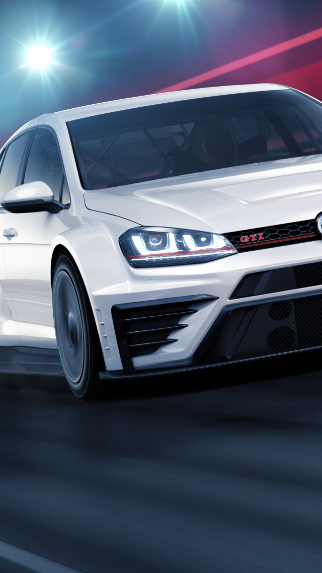 Cars Hd Wallpapers 1080p For Pc Bmw Wallpaper Volkswagen Golf Gti Tcr Racecar White Cars