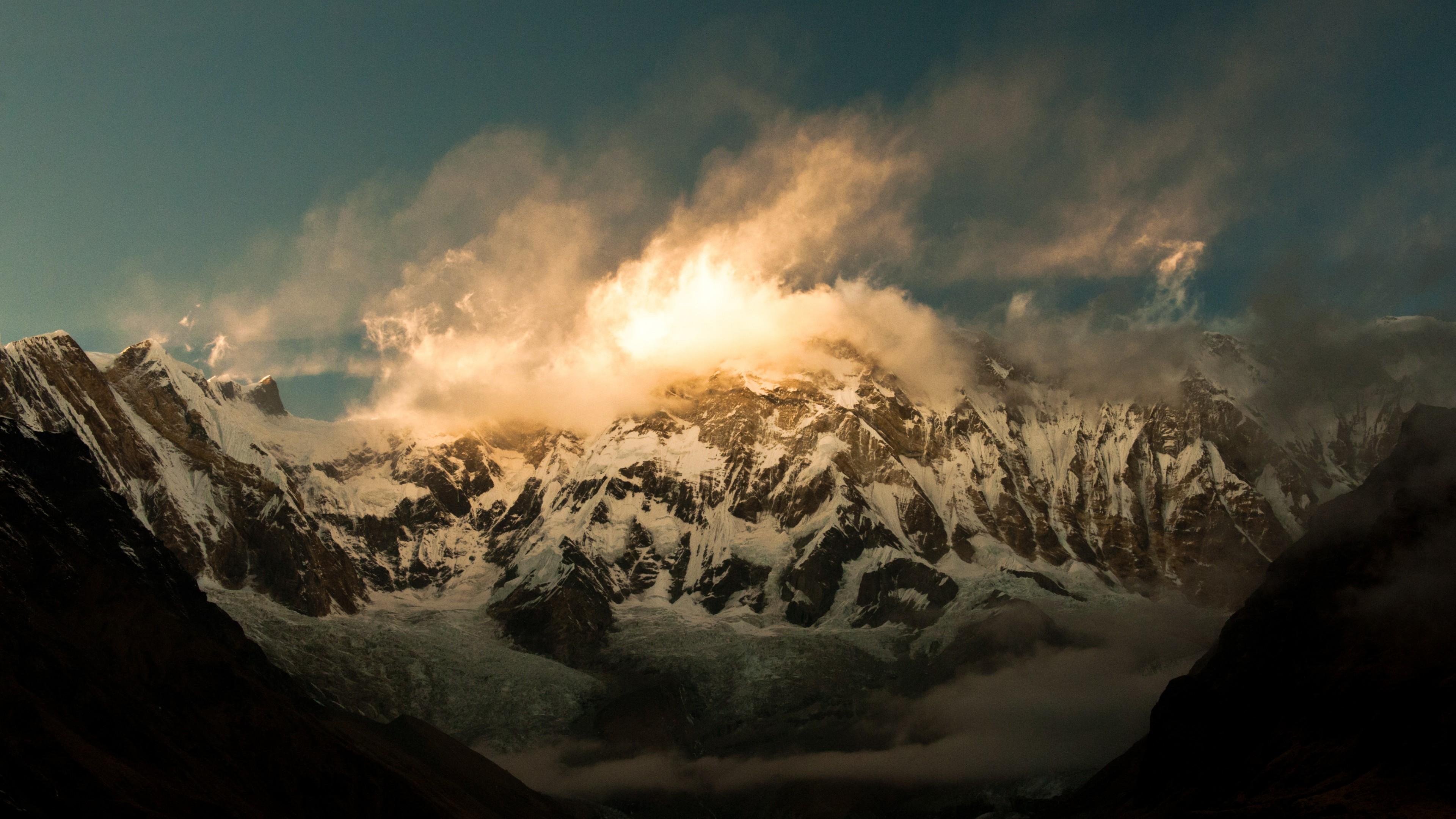 720x1280 Hd Wallpapers Quotes Wallpaper Annapurna 5k 4k Wallpaper Himalayas Nepal