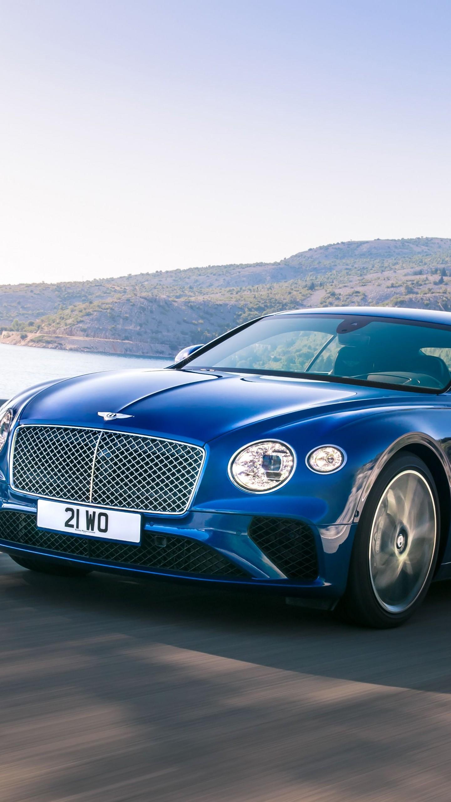 Luxury Iphone Wallpaper Wallpaper Bentley Continental Gt 2019 Cars 4k Cars