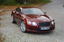 Wallpaper Bentley Continental Gt Luxury Cars