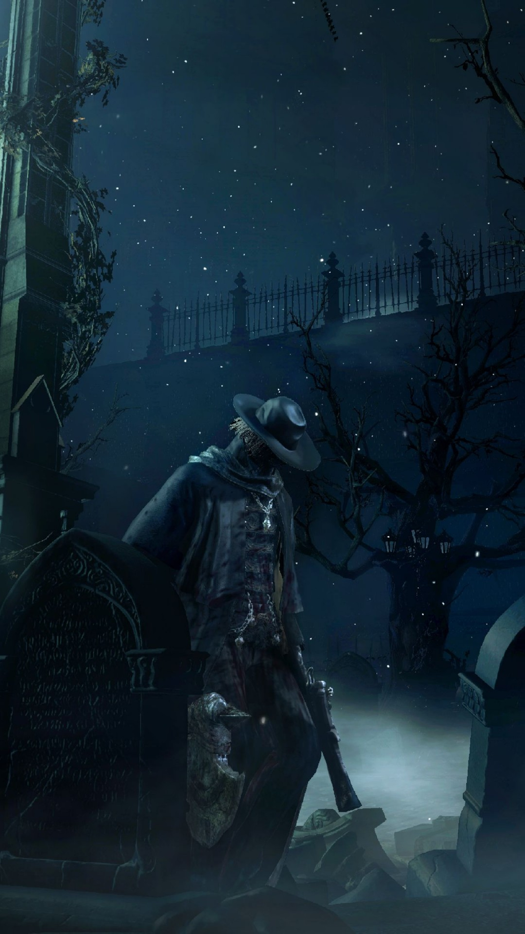 Best Christmas Wallpaper For Iphone Wallpaper Bloodborne Gameplay Review Screenshot