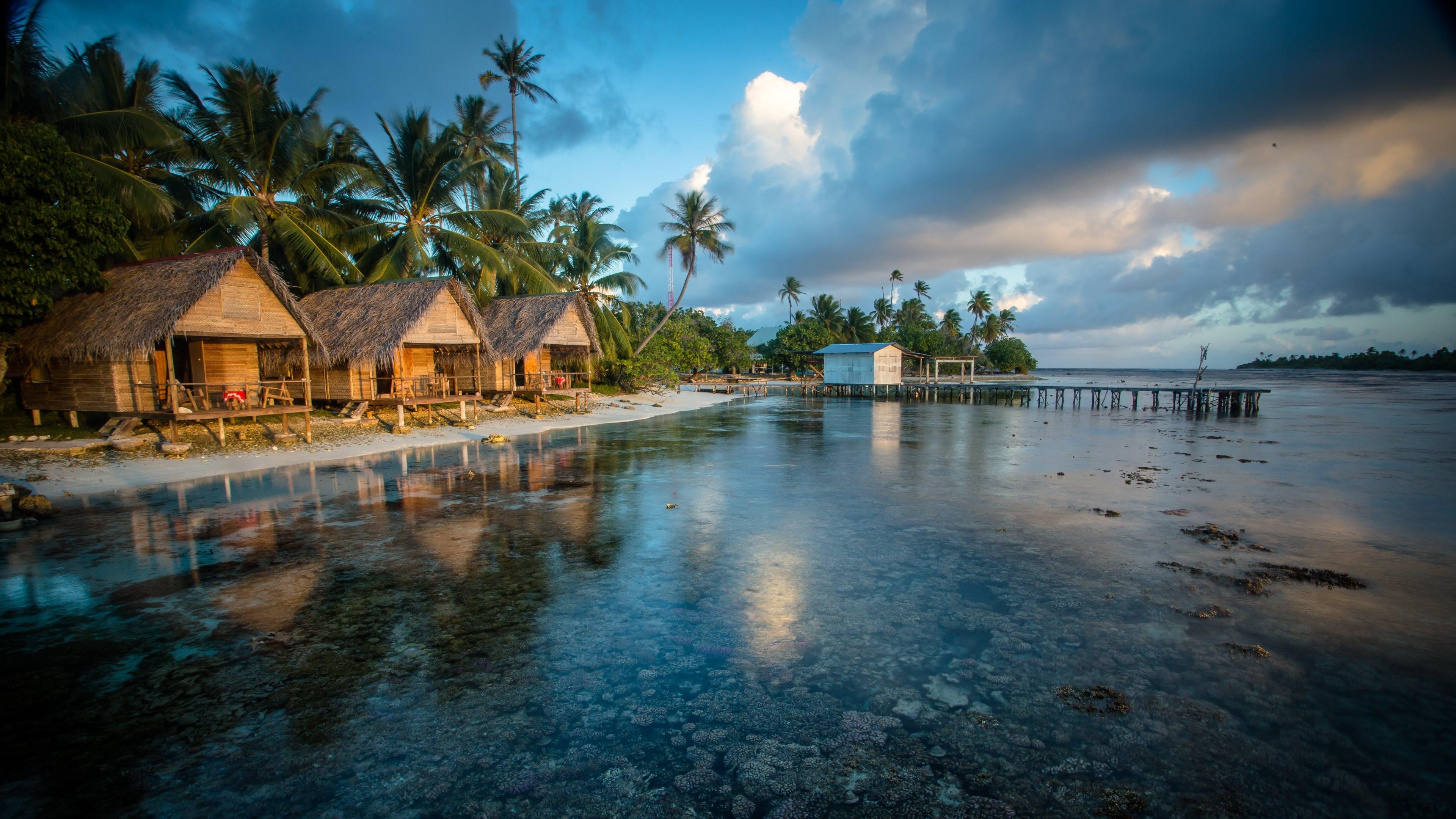 Resort Beach Blue Coral