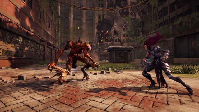 Image result for darksiders 3 gamescom