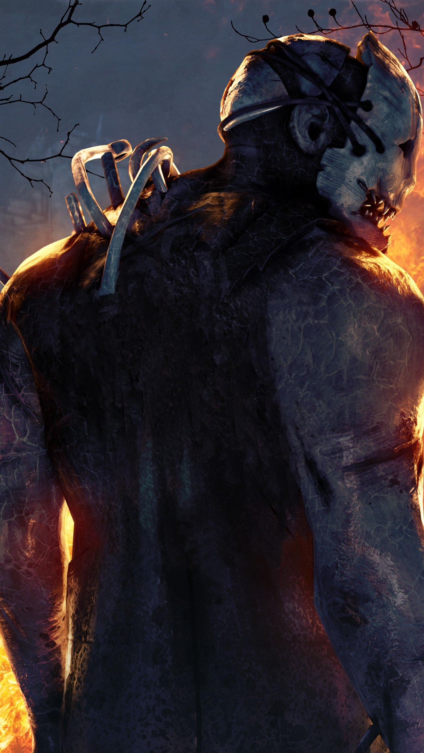 Bikers Quotes Wallpapers Wallpaper Dead By Daylight Trapper Best Games Pc Ps 4