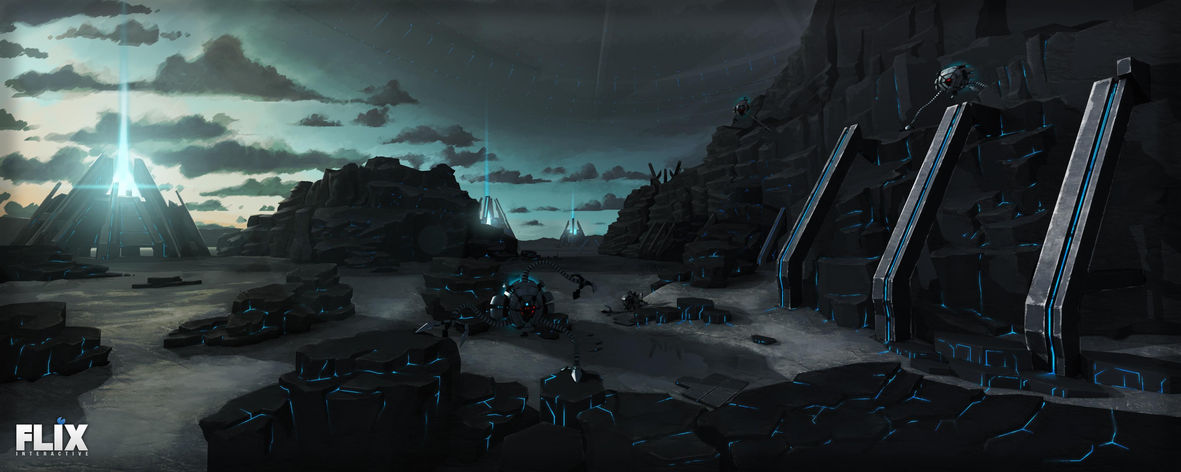 Wallpaper Eden Star Best Games 2015 Game Sci Fi Space