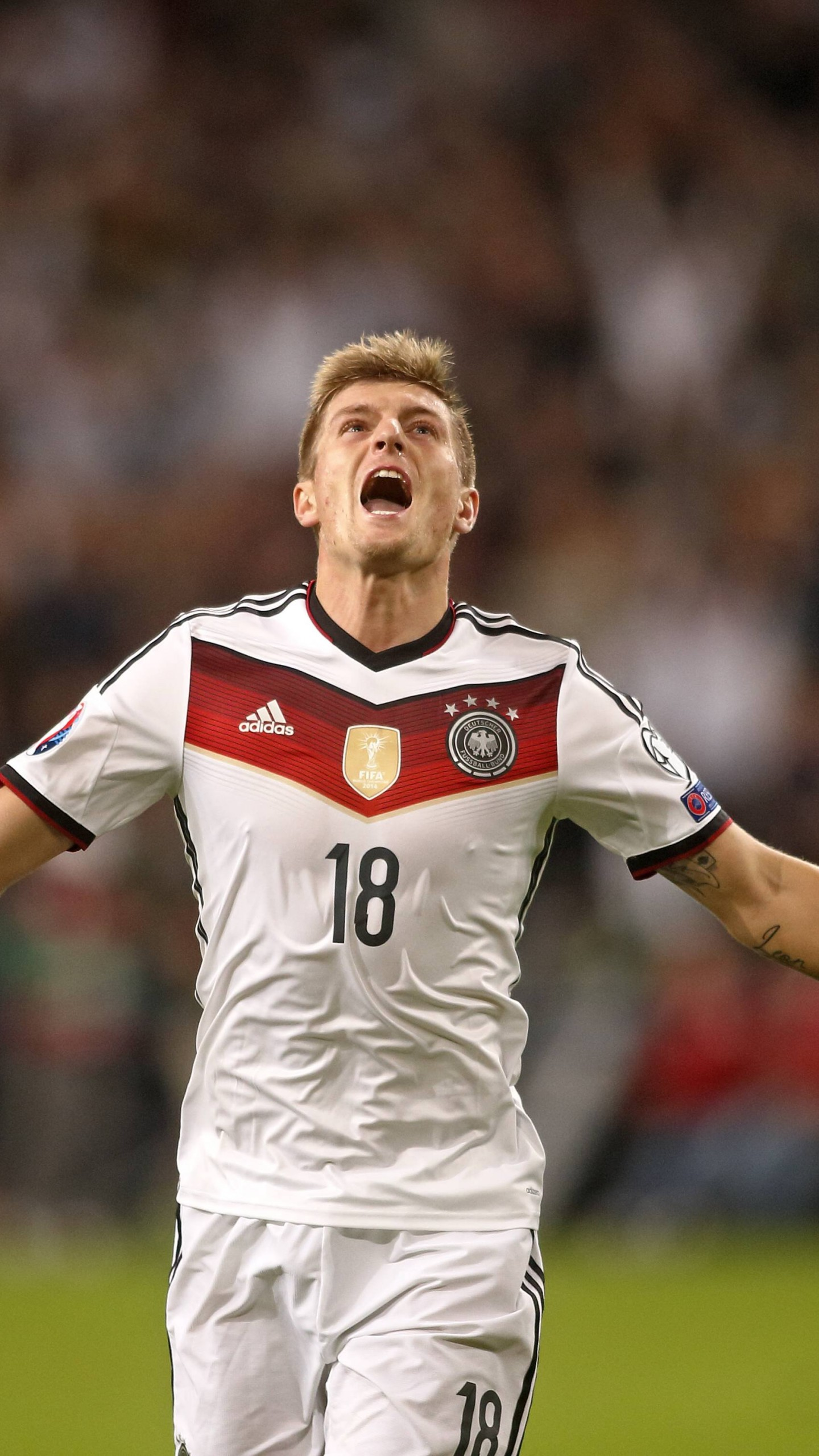 Facebook Wallpaper Quotes From Soccer Players Wallpaper Football Toni Kroos Soccer The Best Players