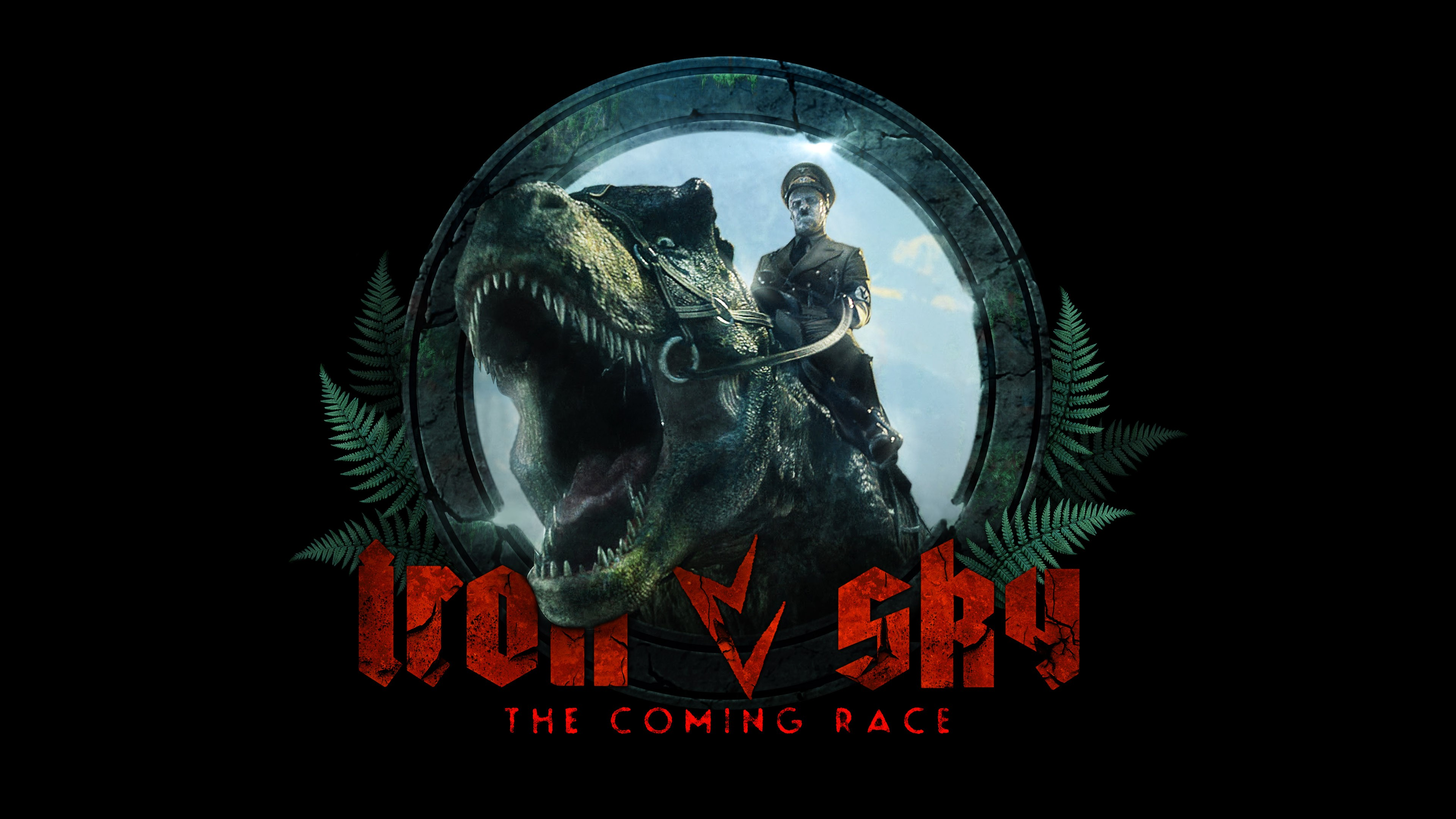 Wallpaper Iron Sky The Coming Race Poster 4k Movies 15991