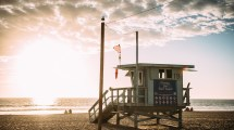 Wallpaper Los Angeles Beach Usa 6k Travel #19774