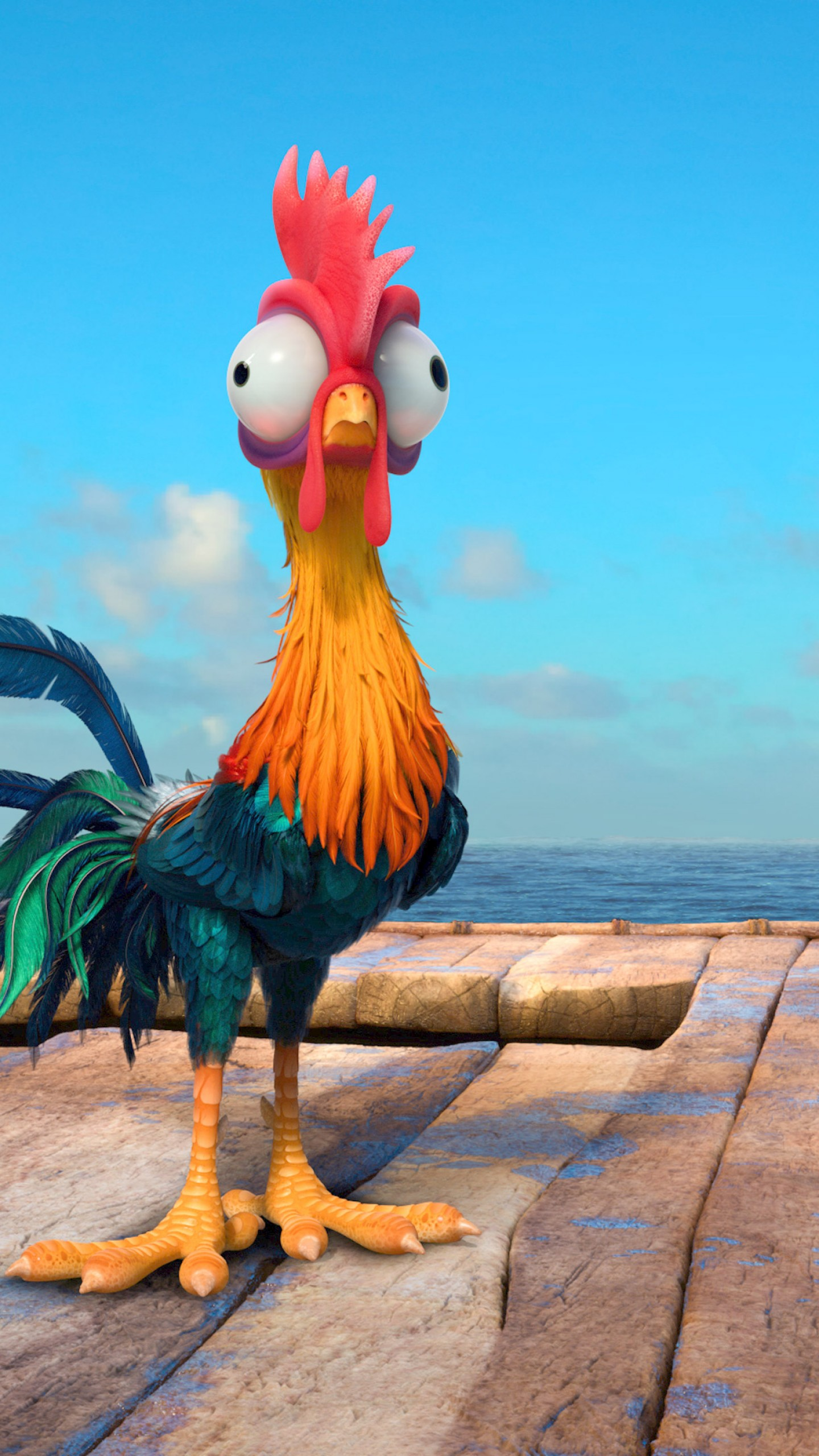 Life Quotes Hd Wallpapers Download Wallpaper Moana Chiken Heihei Best Animation Movies Of