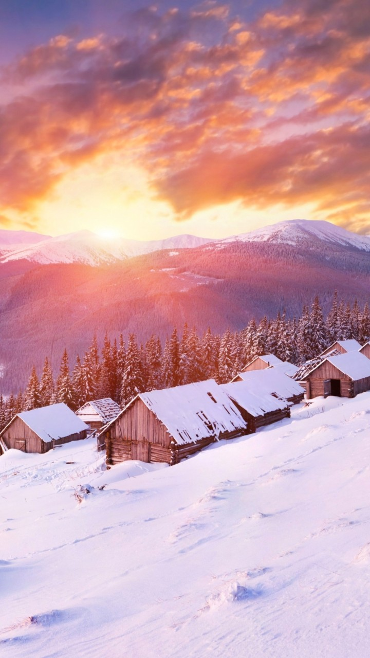 Snow Wallpaper Iphone 5 Wallpaper Mountains 5k 4k Wallpaper Hills Sunset Snow