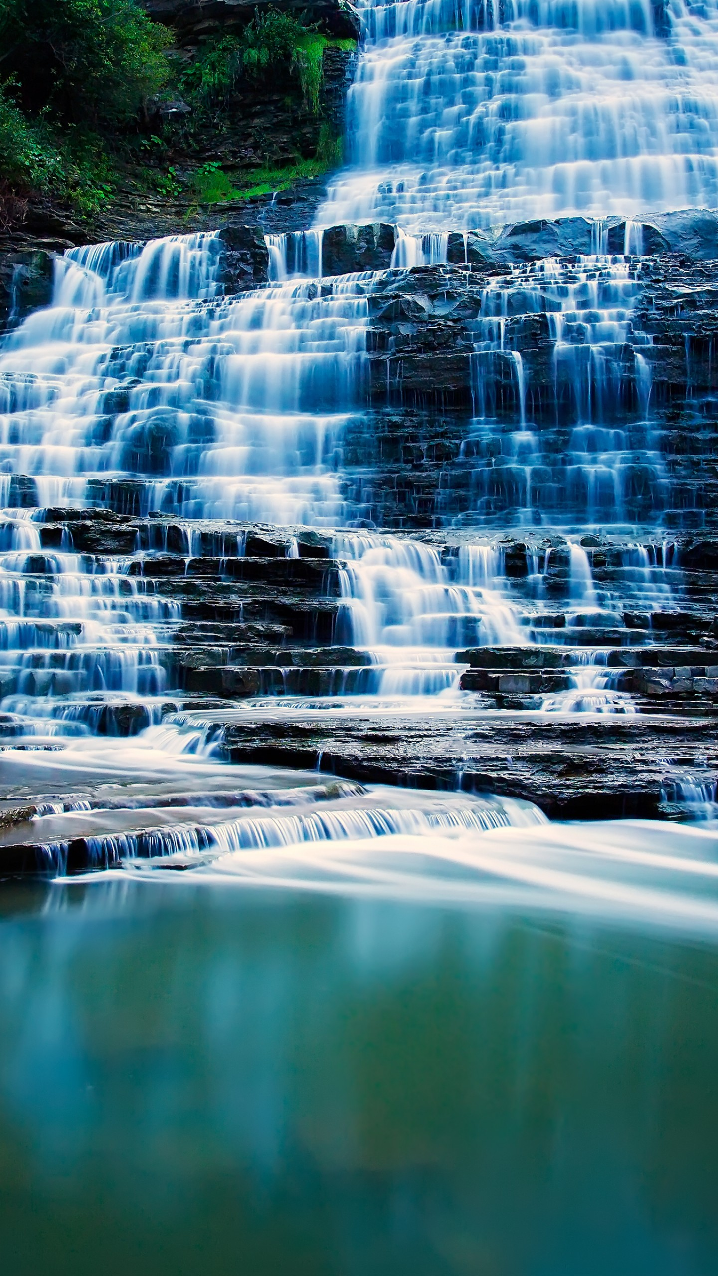 Most Beautiful Wallpapers With Quotes Wallpaper Pongour Waterfall 4k Hd Wallpaper Falls