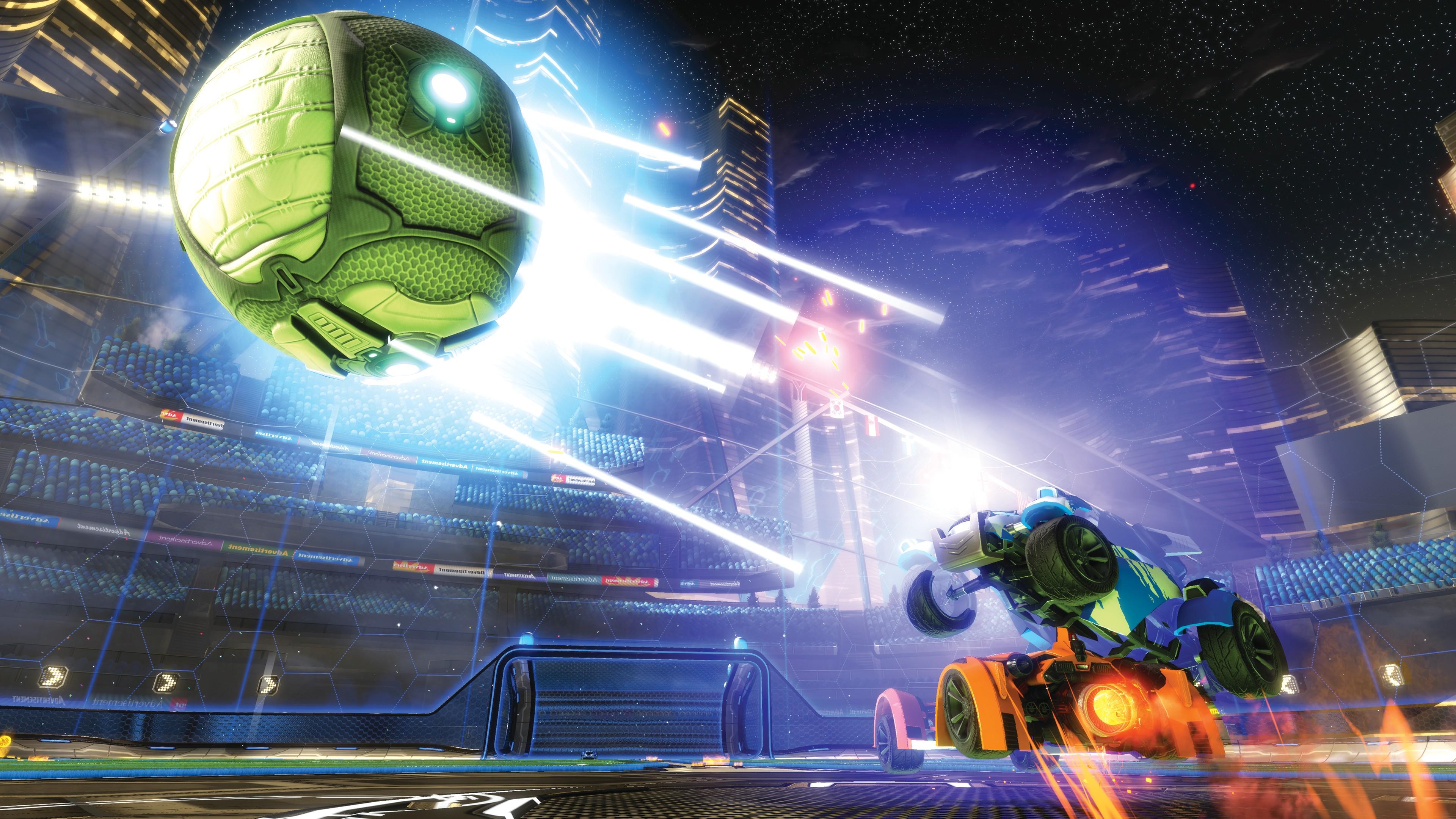 Wallpaper Rocket League GDC Awards 2016 PC PS 4 Xbox One Games 9776