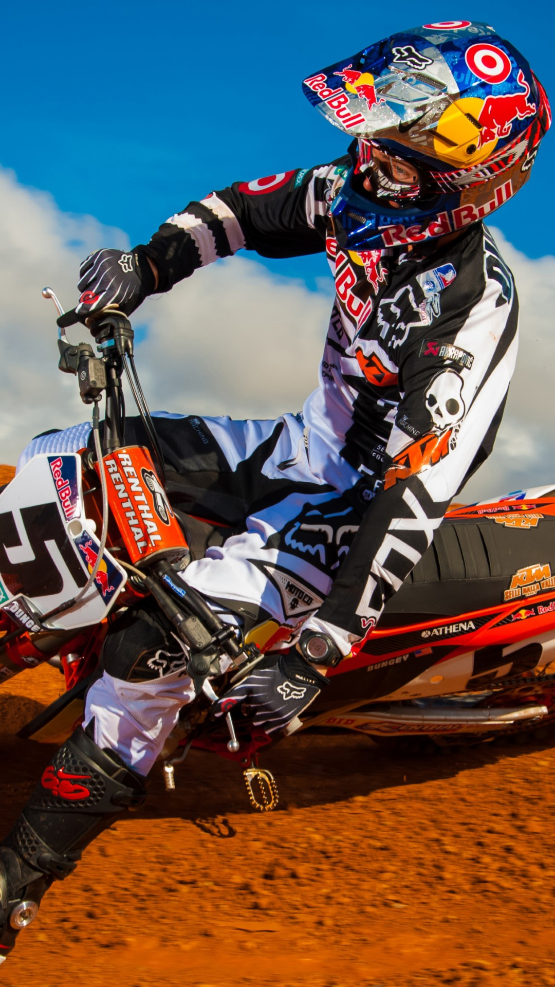 Download Cool Quotes Wallpapers Wallpaper Ryan Dungey Motocross Fmx Rider Sport 11208