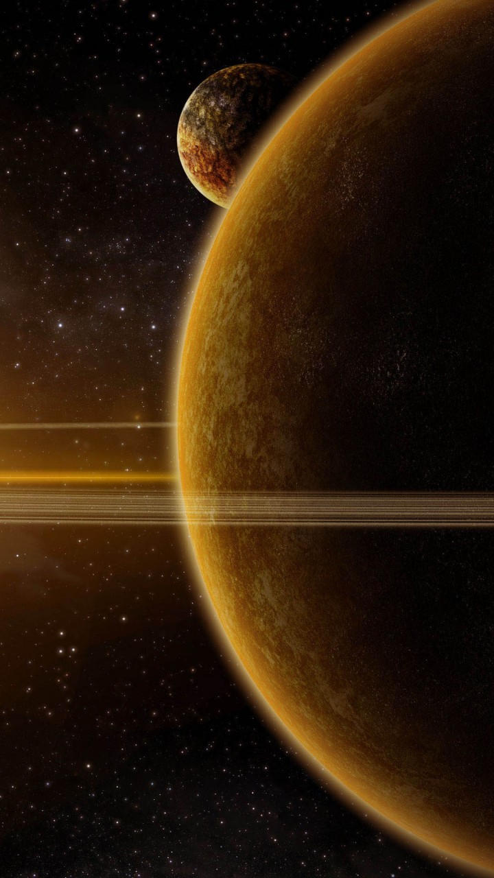 Brown Wallpaper Iphone X Wallpaper Solar System 4k Space 14947