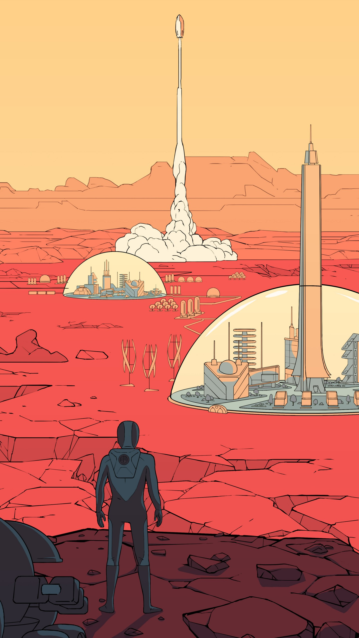 720x1280 Hd Wallpapers Quotes Wallpaper Surviving Mars Poster 8k Games 17774