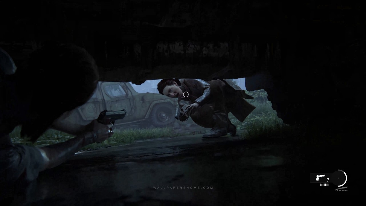 Naughty Wallpapers With Quotes Wallpaper The Last Of Us Part 2 E3 2018 Screenshot