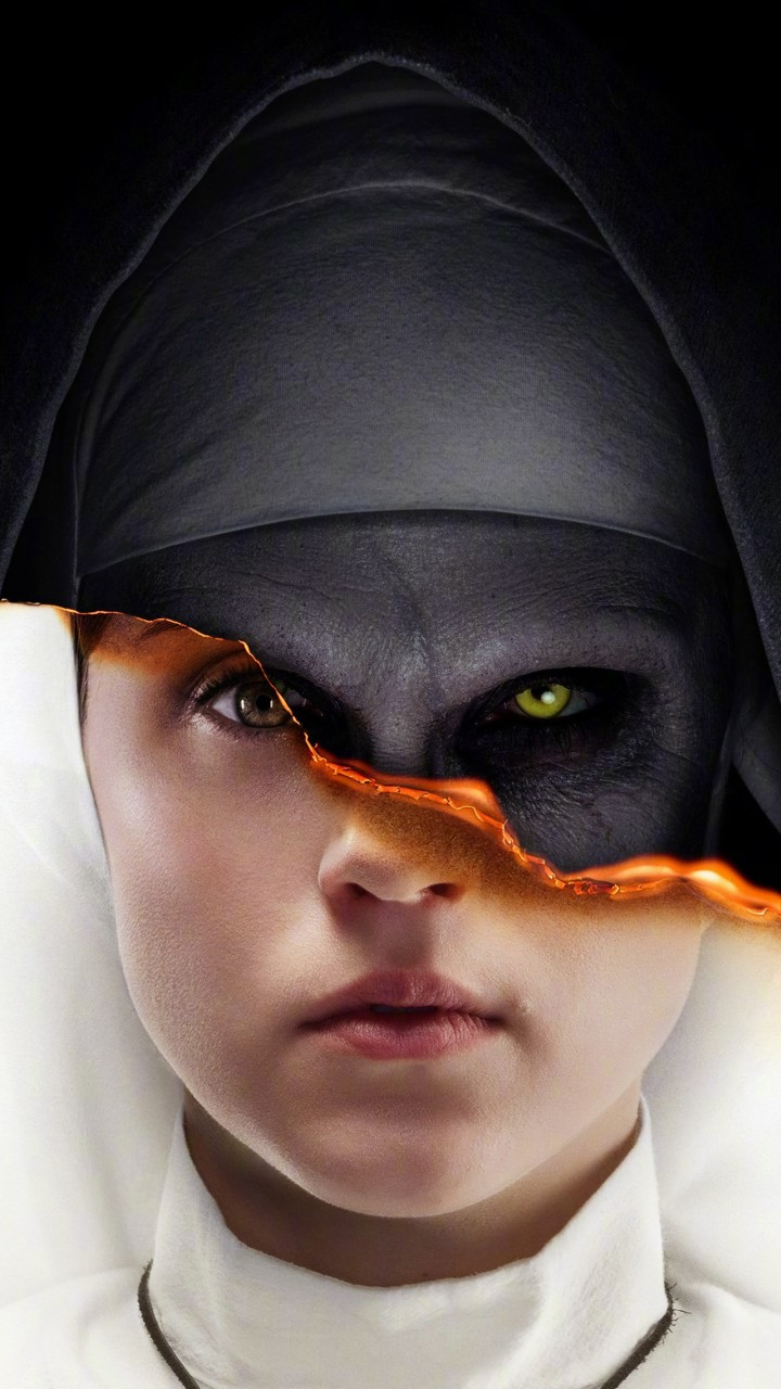 Die Wallpaper With Quotes Wallpaper The Nun Poster 4k Movies 19795