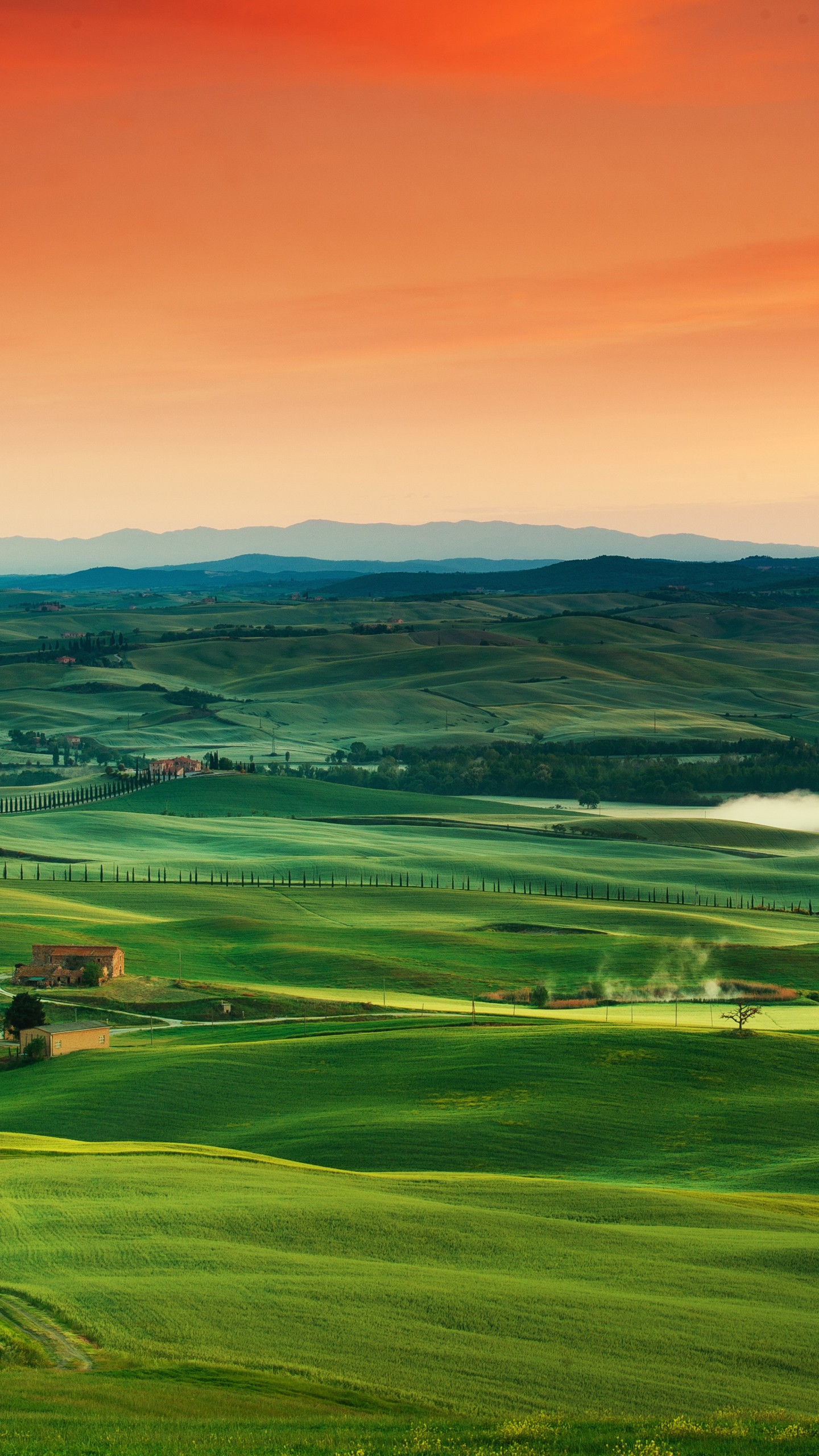 Download Cool Quotes Wallpapers Wallpaper Tuscany 5k 4k Wallpaper 8k Italy Landscape