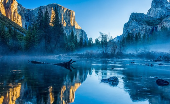 Wallpaper Yosemite El Capitan Hd 4k Wallpaper Winter