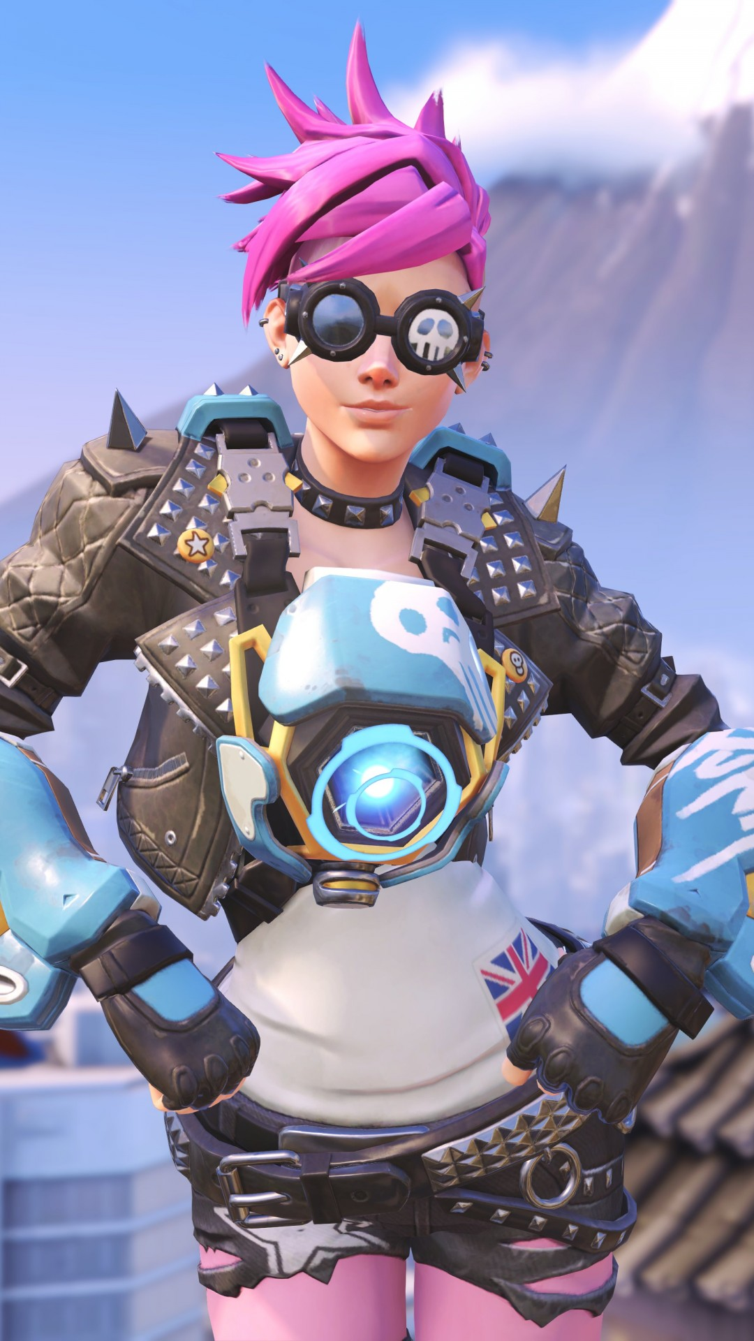 Overwatch Girls Wallpaper 1920x1080 Wallpaper Zarya 8k 4k Overwatch Games 9480