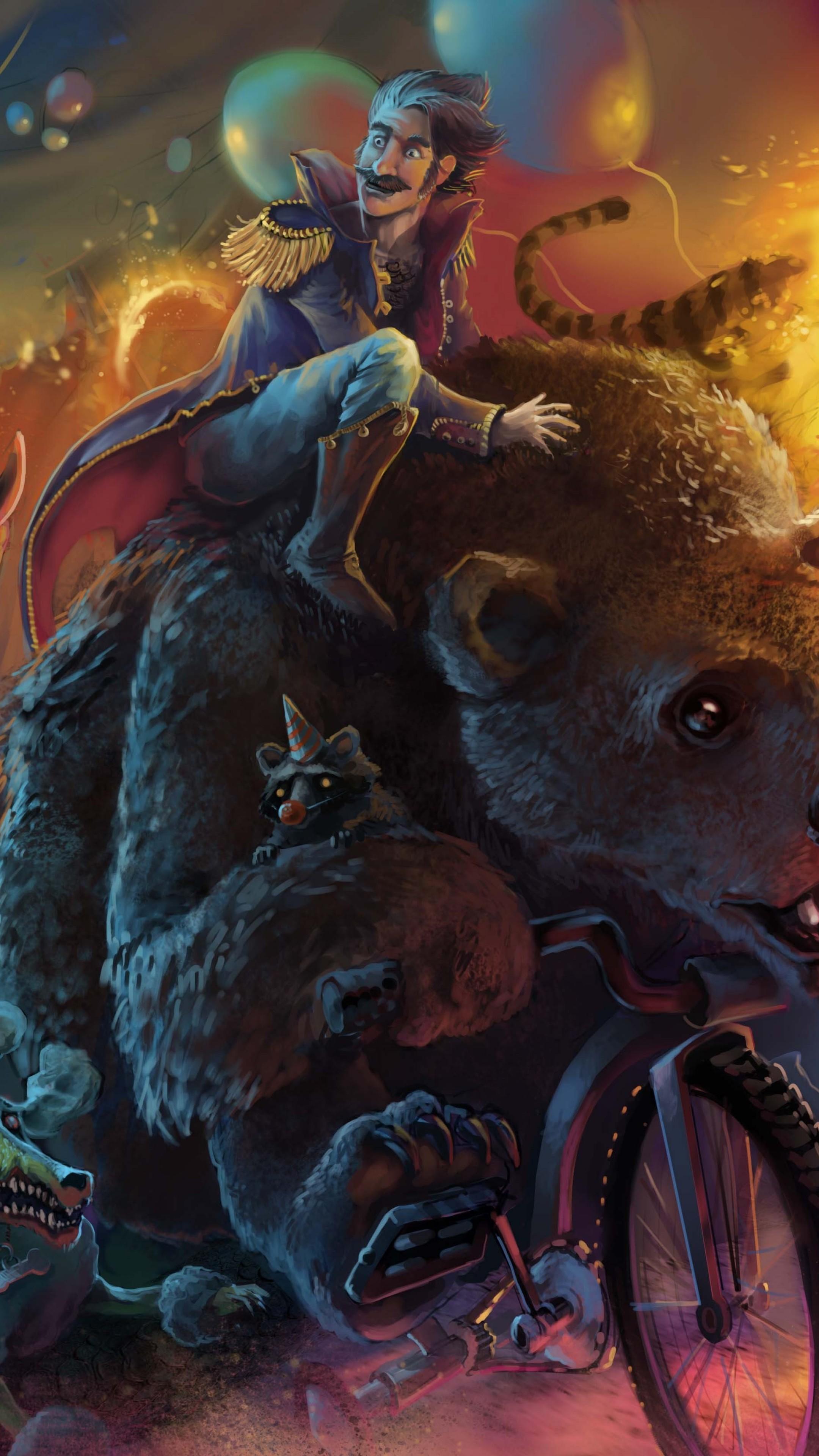 Animated Skull Wallpaper Wallpaper Zombie Art Animals Bear Creature Dark