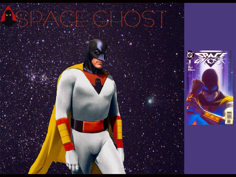 Download Space Ghost Wallpaper Gallery