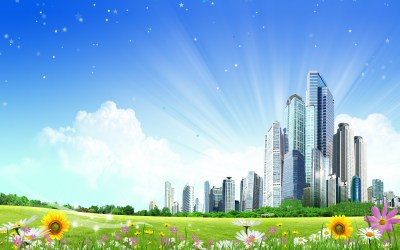 landscape fantasy nature wallpapers collection