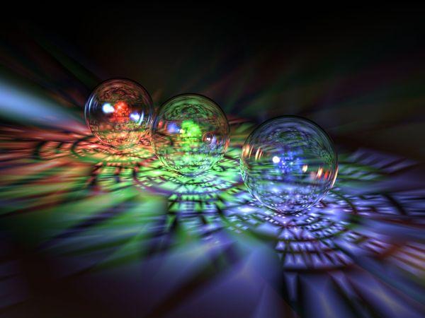 Cool 3D Art Glass