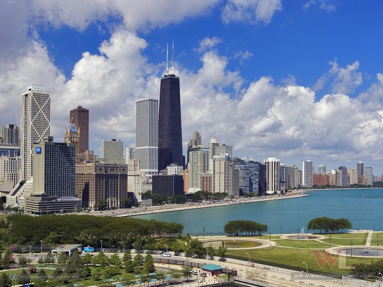 The Gold Coast of Chicago, Illinois