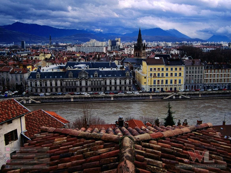 Grenoble, Rhone-Alpes, France