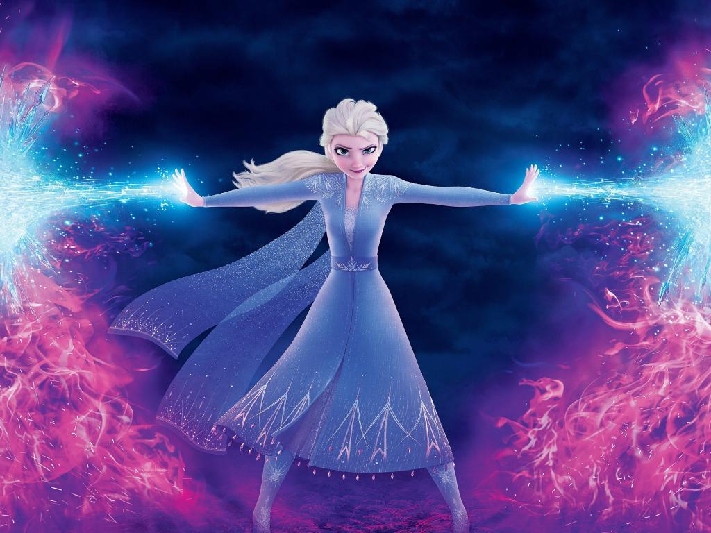 Cute Wallpaper Galaxy S4 Desktop Wallpaper Snow Fire Elsa Frozen Part 2 Movie