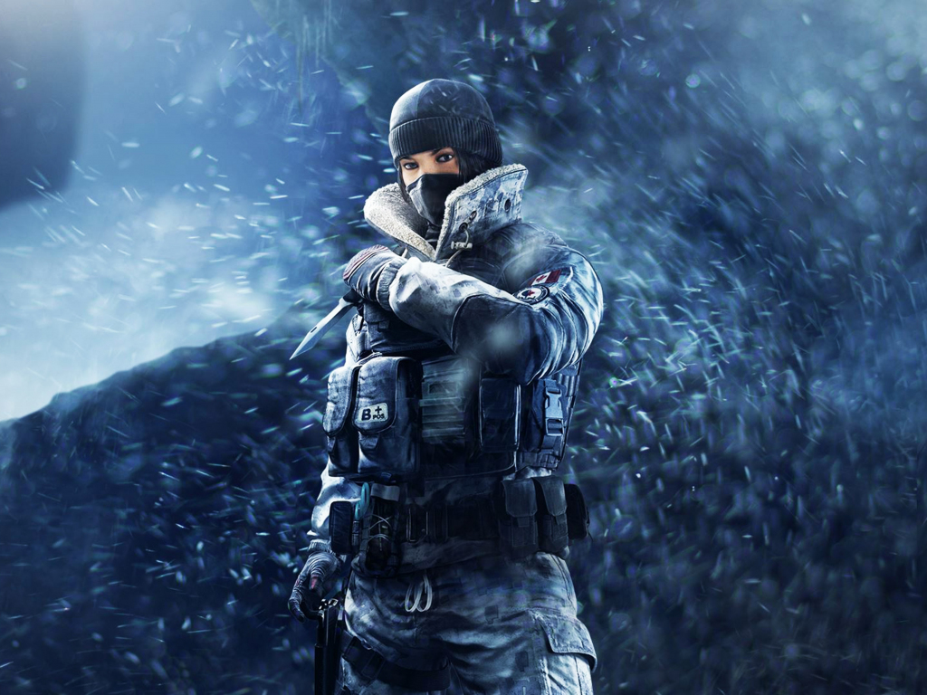 Cute Girl Wallpaper For Android Mobile Desktop Wallpaper Tom Clancy S Rainbow Six Siege Girl