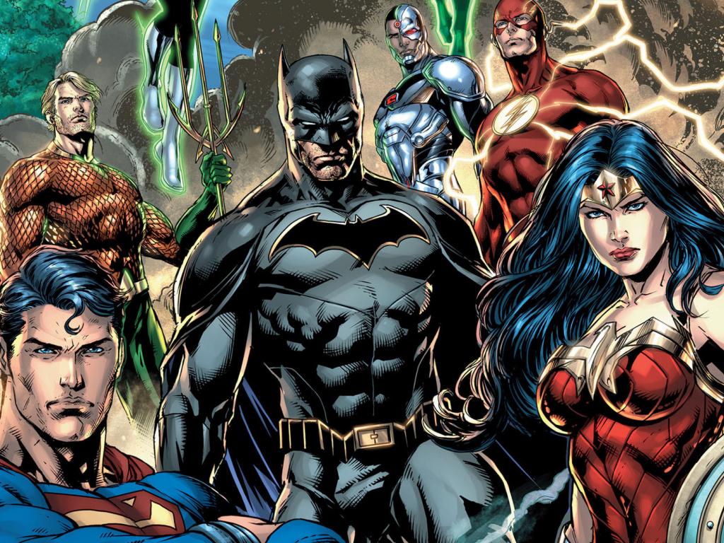 Cute Wallpaper Galaxy S4 Desktop Wallpaper Justice League Dc Comics All Heroes