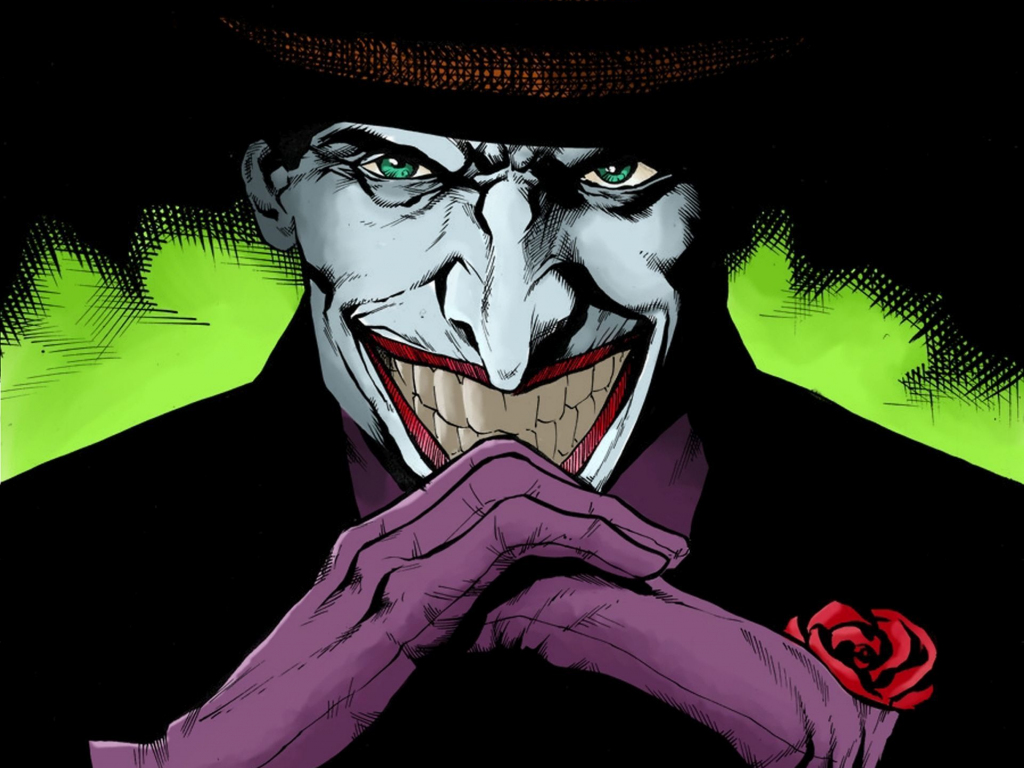Cute Wallpaper Galaxy S4 Desktop Wallpaper Joker Dc Comics Clown Villain Hd