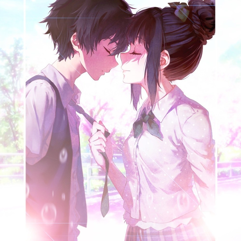 Anime Wallpaper Couple Terpisah Hd Anime Wallpapers