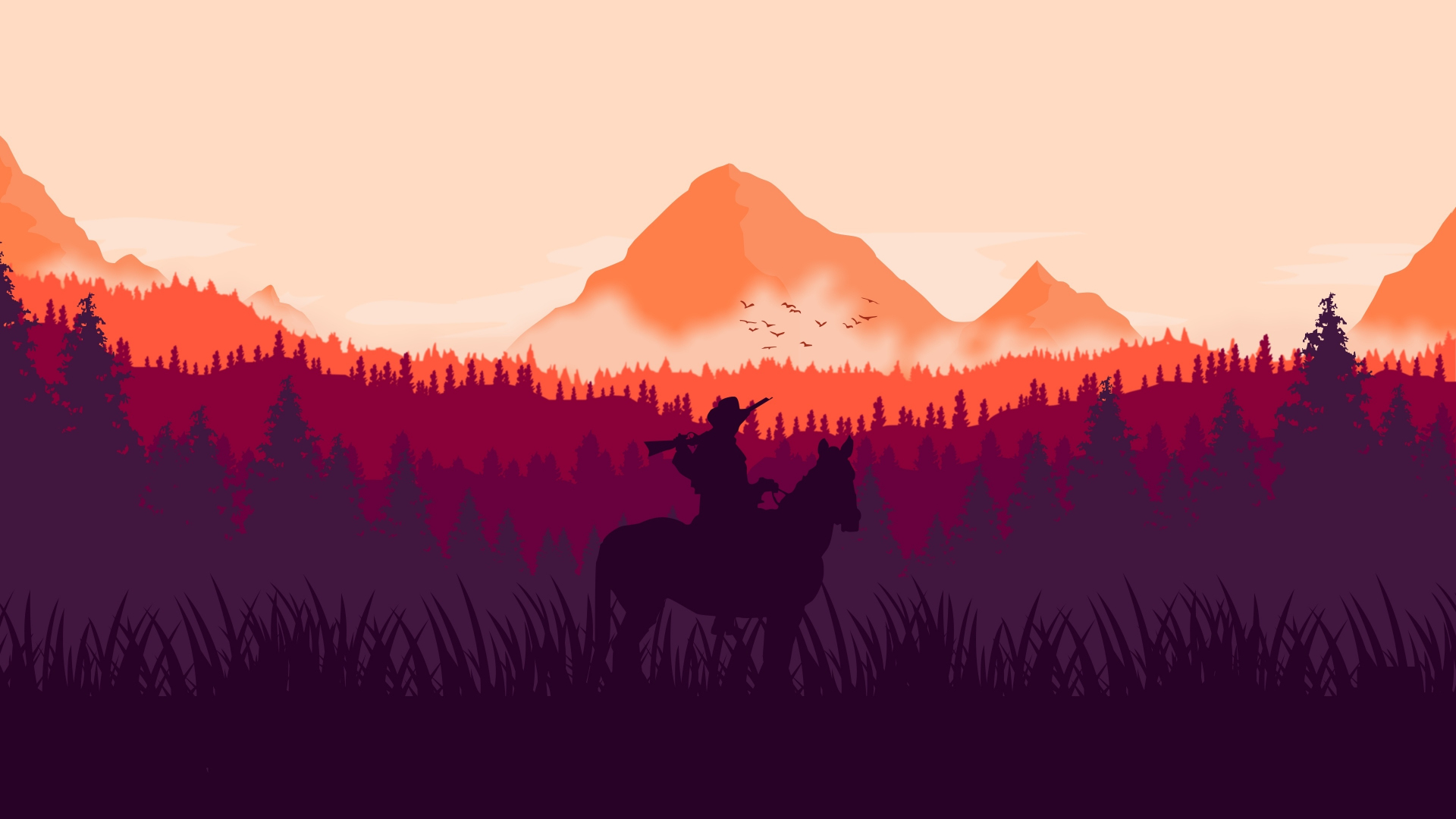 Galaxy S4 Fall Wallpaper Download 1920x1080 Wallpaper Red Dead Redemption 2 Horse