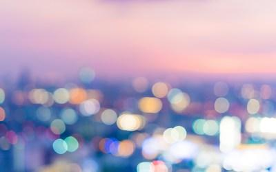 blur bokeh lights night colorful background 4k hd 8k ultra widescreen