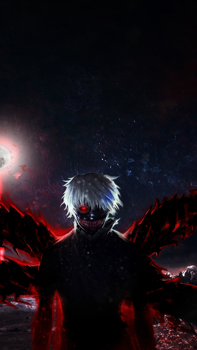 Dark Anime Wallpaper 4k : anime, wallpaper, Anime, Iphone, Wallpaper