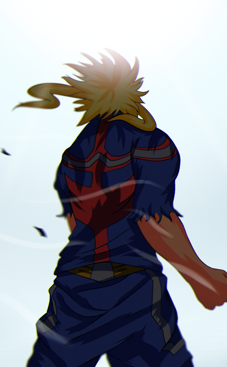 Your iphone's wallpaper doesn't have to be a boring still image. Download 950x1534 wallpaper all might, my hero academia ...