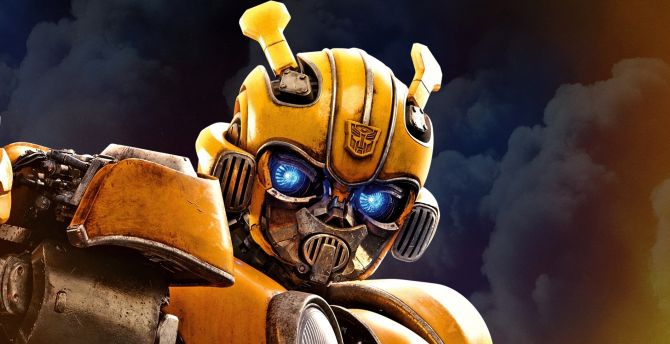 Cute Wallpapers For Samsung Galaxy S5 Desktop Wallpaper Bumblebee Transformers 2018 Movie Hd