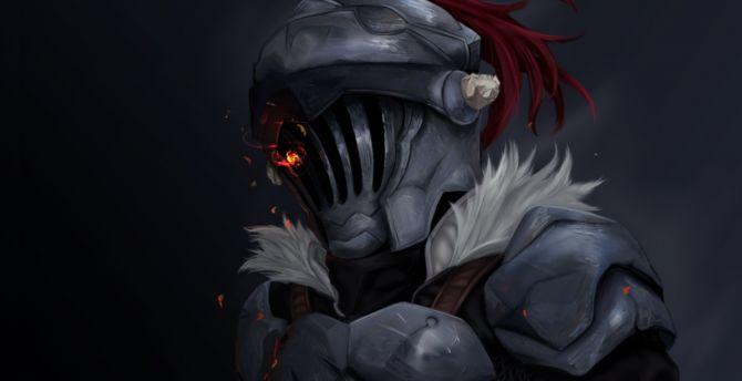 Download Cute Love Mobile Wallpapers Nokia E71 Desktop Wallpaper Anime Goblin Slayer Soldier Armour