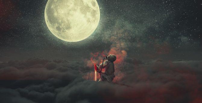 desktop wallpaper demon dream