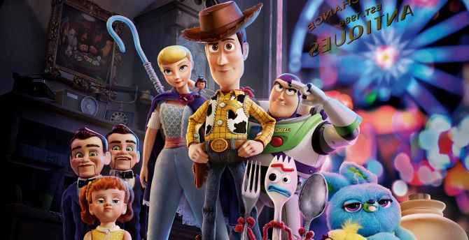 Animation Hd Wallpapers 1080p Desktop Wallpaper 2019 Toy Story 4 Animation Movie Hd