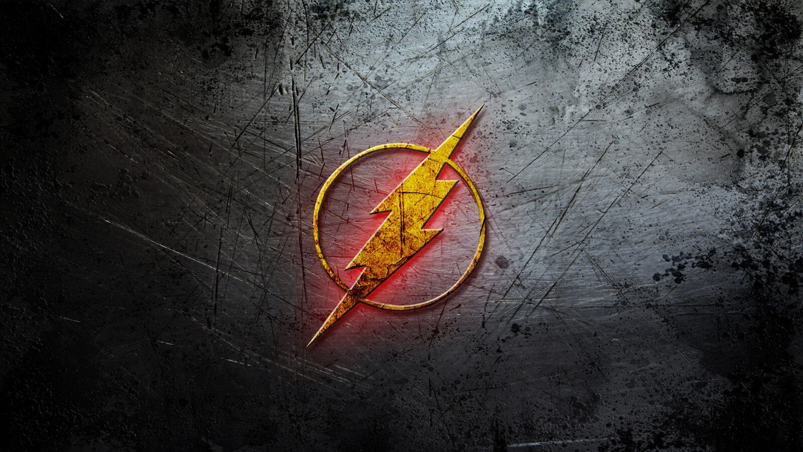 Abstract Wallpaper Hd 9 The Flash Logo Hd Wallpapers Free Download